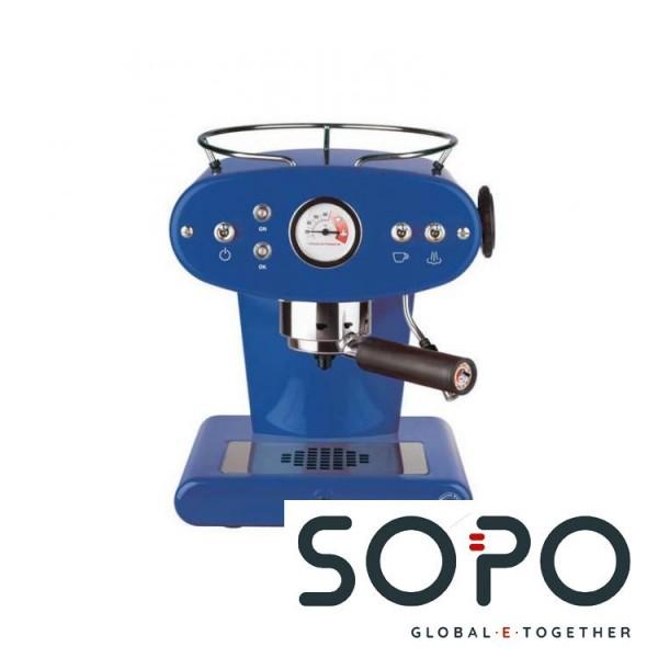 Illy X1 Trio Freistehend Espressomaschine Blau
