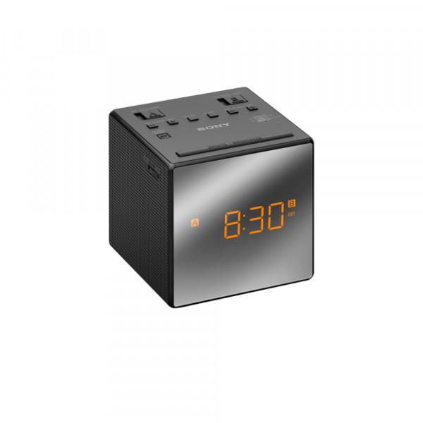 Sony ICF-C 1 TB Schwarz Uhrenradio