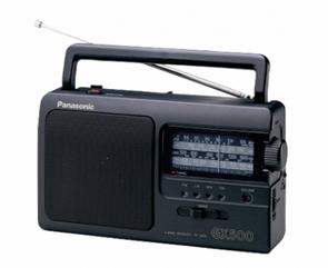 Panasonic Radio RF3500E9-K