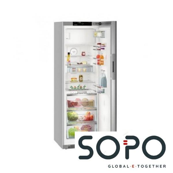 Liebherr KBPgb 4354 Premium BioFresh Freistehend 338l A+++ Silber Kühlschrank  Mit Gefrierfach