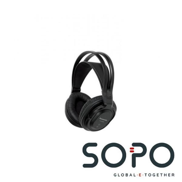 Panasonic RP-WF830E Schwarz ohrumschließend Kopfband Kopfhörer