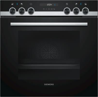 Siemens iQ500 HE517BBS1 Einbau-Herd Edelstahl Elektrischer Ofen 71l A Backofen
