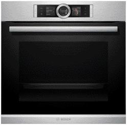Bosch HBG636ES1 Einbau-Backofen 71l 3650W A+ Edelstahl Elektrischer Ofen