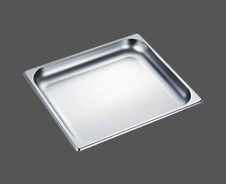 Miele 8227250 Edelstahl Lebensmittelaufbewahrungsbehälter