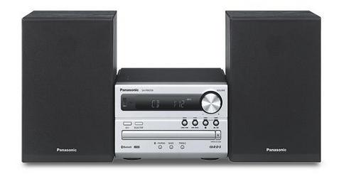 Panasonic Mikroanlage, SC-PM250EG-S, Pansonic