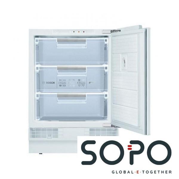 Bosch GUD15A55 Eingebaut Senkrecht 98l A+ Weiß Tiefkühltruhe