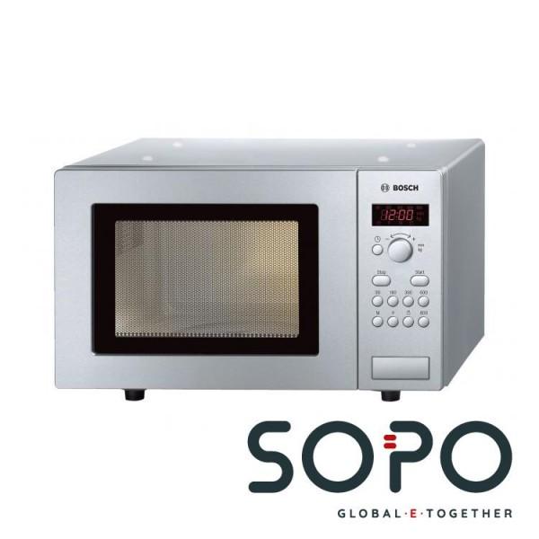 Bosch HMT75M451 17l 800W Edelstahl Mikrowelle
