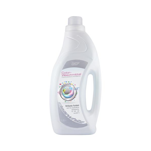 Clearwhite Colorwaschmittel 1,5l flüssig
