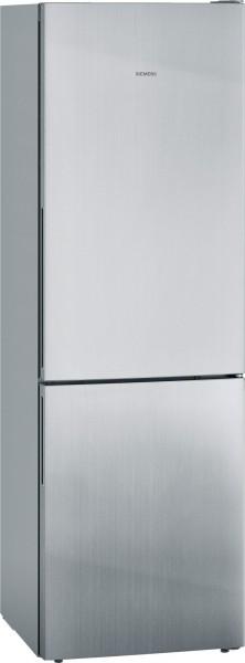 Siemens iQ300 KG36EVI4A freistehende Kühl-Gefrier-Kombination, mit Gefrierbereich unten, 186 x 60 cm