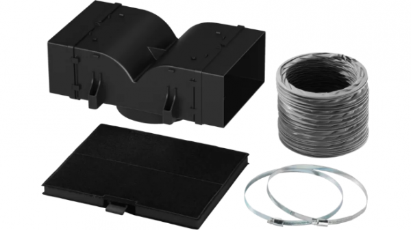 Bosch DHZ5345 Umluftset Zubehör für Dunstabzugshauben