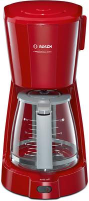 Bosch Filterkaffeemaschine TKA3A034 rot