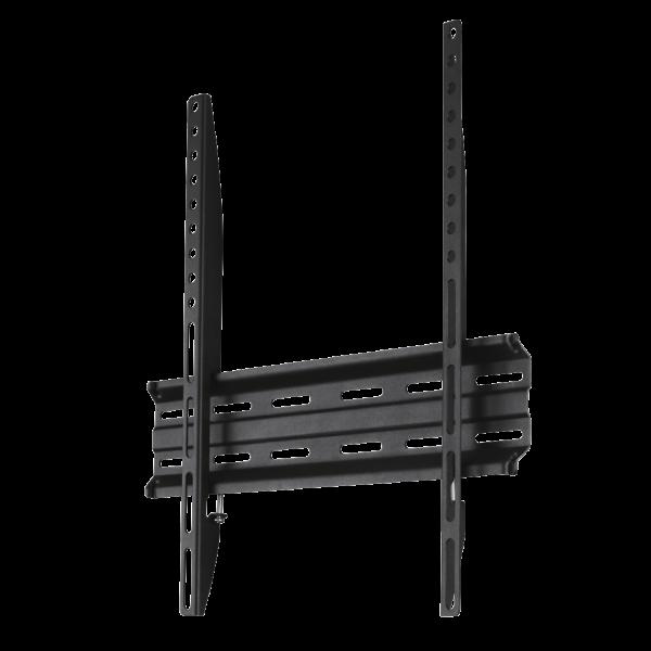 Hama TV-Wandhalterung FIX 65 schwarz 400x400 165cm