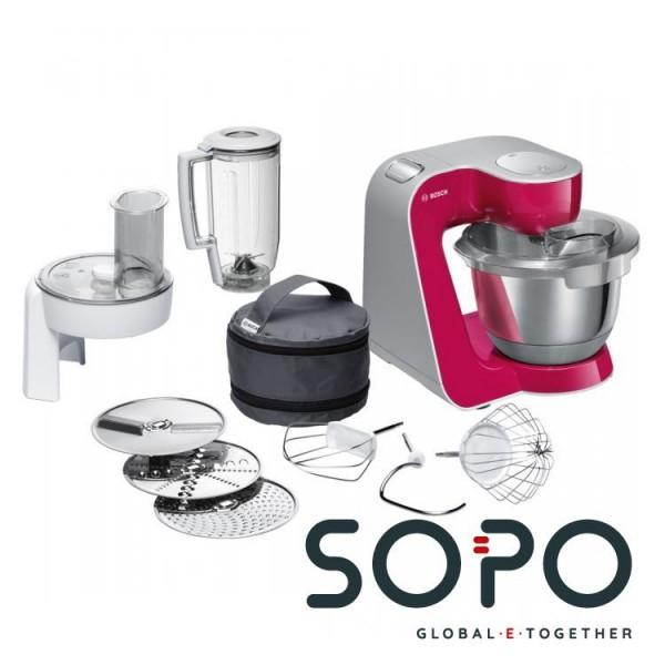 Bosch MUM58420 1000W 3.9l Küchenmaschine