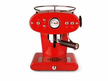 Illy X1 E.S.E TRIO ROT, Kaffeemaschine