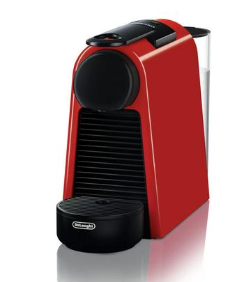 DeLonghi Kaffeemaschine EN85R Nespresso Essenza Mini rot