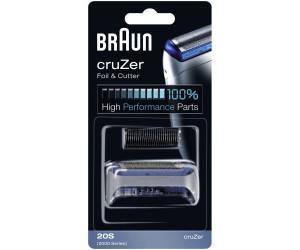 Braun Combi Pack CruZer Serie 2000