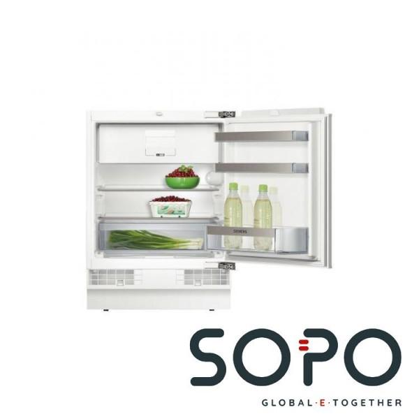 Siemens KU15LA60 Unterbau 123l A++ Weiß Kühlschrank mit Gefrierfach