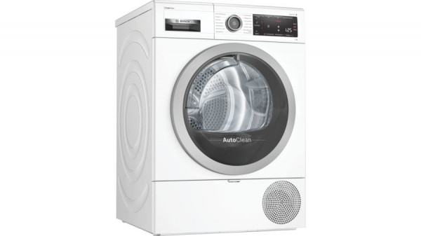 Bosch Serie 8 WTX87M20, Wärmepumpen-Trockner, 8kg