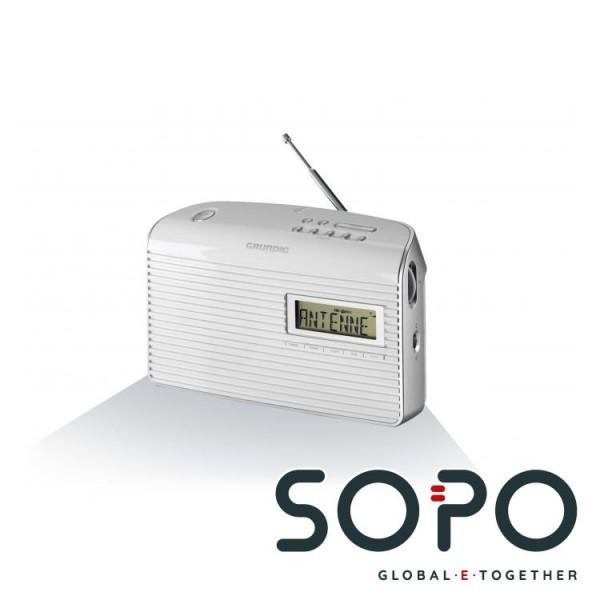 Grundig Radio, Music 61, weiss