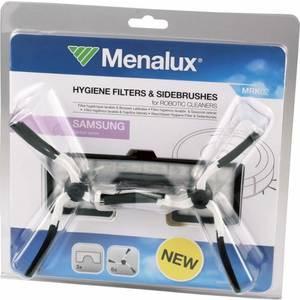 Menalux Filter-Seitenbürsten-Set MRK 02 für Samsung Navibot 88-89