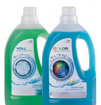 Clearwhite Vollwaschmittel 1,5l flüssig C035038