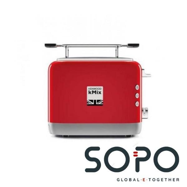 Kenwood Electronics TCX751RD 2Scheibe(n) 900W Rot Toaster