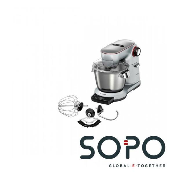 Bosch MUM9AX5S00 5.5l Edelstahl Küchenmaschine