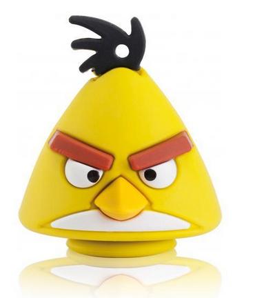 Emtec 8GB Yellow Bird 8GB USB 2.0 Capacity Mehrfarben USB-Stick