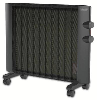 DeLonghi HMP 1500 Schwarz 1500W Heizkörper Elektrische Raumheizung