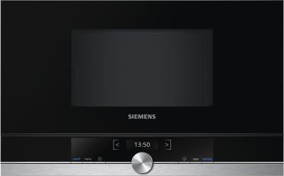 Siemens Mikrowelle BF634RGS1 Einbau 60cm