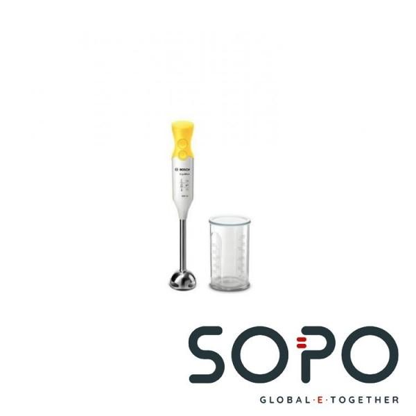 Bosch MSM66110Y Pürierstab 600W Weiß, Gelb Mixer