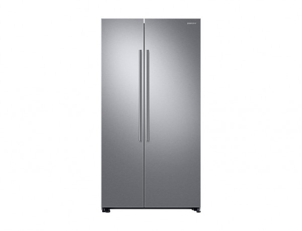 Samsung Side By Side Rs66n8100sl Sopo Onlineshopde