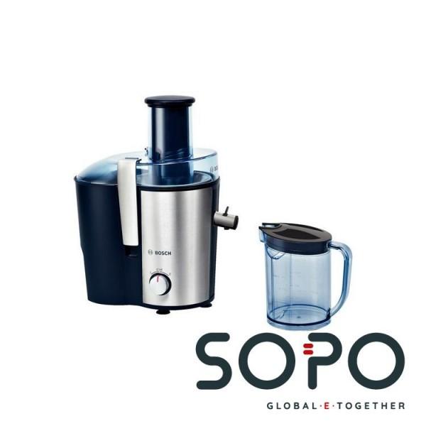 Bosch MES3500 700W Schwarz, Silber Saftpresse