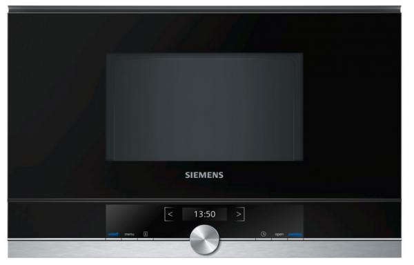 Siemens BF634LGS1 Eingebaut 21l 900W Schwarz, Edelstahl Mikrowelle