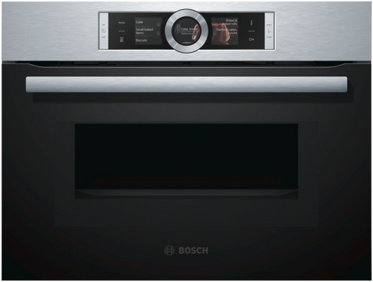 Bosch Dampfbackofen CMG636BS1