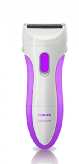 Philips Rasierer, HP6341-00, Ladyshave Wet &amp, Dry