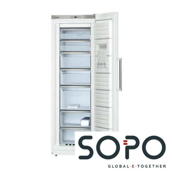 Bosch GSN33GW30 Freistehend Senkrecht 220l A++ Weiß Tiefkühltruhe