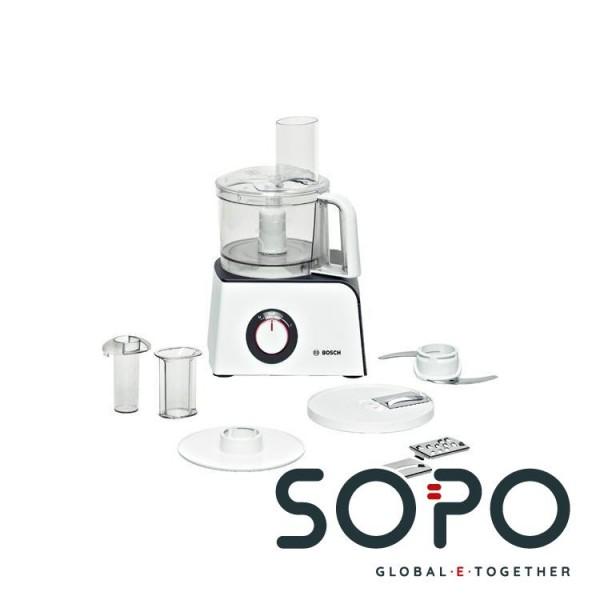 Bosch MCM4000 700W 2.29l Anthrazit, Weiß Küchenmaschine