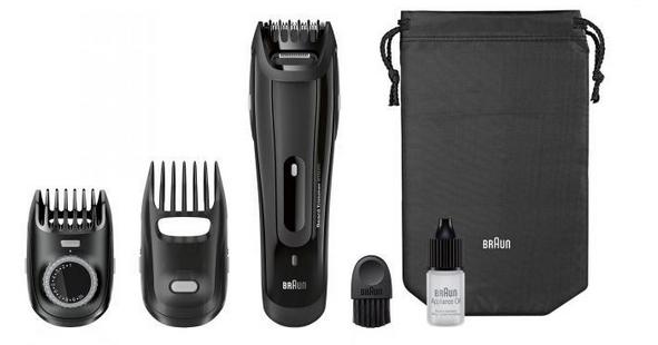 Braun BeardTrimmer BT5070,