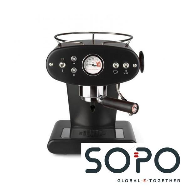 Illy Francis X1 Black Freistehend Espressomaschine Schwarz