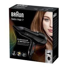 Braun Fön/Haartrockner HD785, Satin Hair professioneller SensoDryer mit IONTEC Technolgie und Diffus