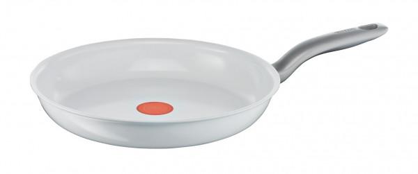 Tefal Ceramic C White Induction C90807 Allzweckpfanne Rund Pfanne