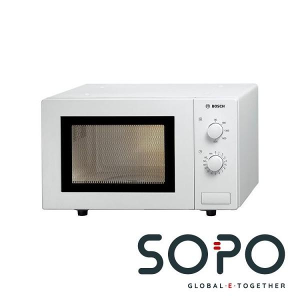 Bosch HMT72M420 Arbeitsfläche 17l 800W Weiß Mikrowelle