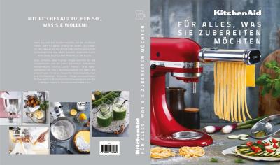 Kitchenaid Zubehor Fur Alle Kuchenmaschinen Cccb De Kochbuch Culinary Center Sopo Onlineshop De