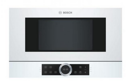 Bosch Einbaumikro BFL634GW1 Polar Weiß
