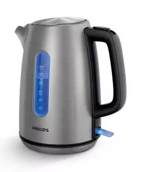 Philips Wasserkocher HD9357 10 Edelstahl