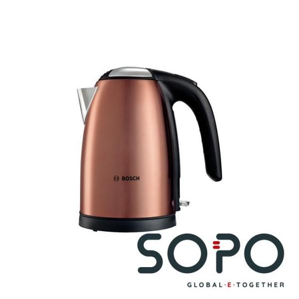 Bosch TWK7809 1.7l 2200W Bronze Wasserkocher