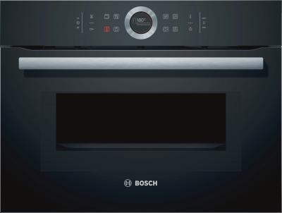 Bosch Backofen CMG633BB1 mit Mikrowelle